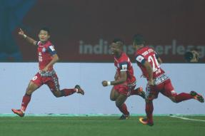 ISL: Jerry's Fastest Goal Sets up Jamshedpur Victory Over Kerala