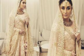 Kareena Kapoor Khan Looks Spectacular As A Bride In This Viral Post; See Pics