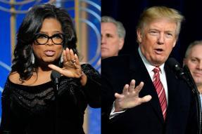 Donald Trump Blasts Oprah Winfrey Over 60 Minutes Episode