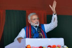 Was Not a Mute Spectator When Christian Minority Workers Were Terrorised in Conflict Zones: PM in Meghalaya