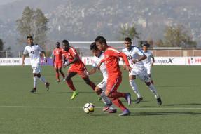 Mapuia's Brace Helps Aizawl Thrash Indian Arrows