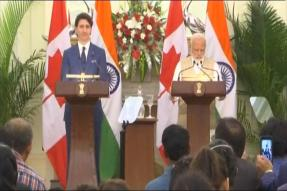 Justin Trudeau in India: Terrorism a Threat for Both India and Canada, Says PM Narendra Modi
