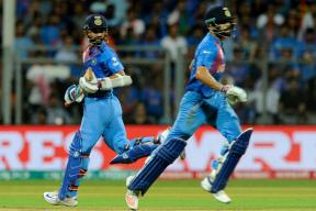 Live, India vs Australia, Full Cricket Score, 2nd ODI at Kolkata: India Bowled Out for 252