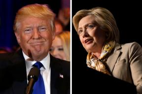 Debate Night: Clinton, Trump Set For High-Stakes Showdown