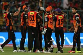 IPL 2017: All-round Hyderabad Thrash Kings XI Punjab by 26 Runs