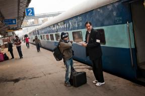 IRCTC Offers Rs 10 Lakh Insurance Cover for Passengers