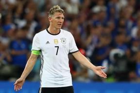 Bastian Schweinsteiger Retires From International Football
