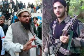 Burhan Wani Told Hafiz Saeed: Let's Join Hands and Fight India