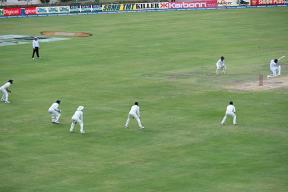 India vs West Indies Live Score: Mishra Ends Bishoo's Stay