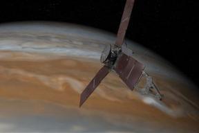 NASA's Juno Set to Reach Farthest Point in Jupiter's Orbit