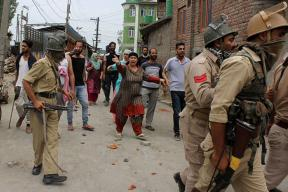 Living Under Curfew: When Life Comes to a Halt in Kashmir