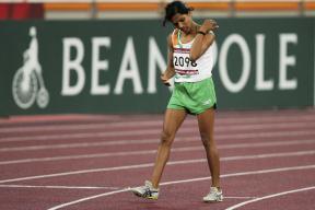 Marathon Runner OP Jaisha Tests Positive for H1N1 Virus