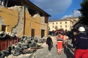 Italy Earthquake Leaves 37 Dead, Several Towns Devastated
