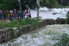 Heavy Rains Wreck Havoc in Telangana, Death Toll Mounts to 11