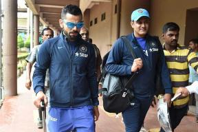 Anil Kumble, Virat Kohli Not On Same Page About Pay Hike