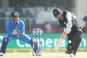 India vs New Zealand 3rd ODI Live Score: India Win Toss, To Field First in Mohali