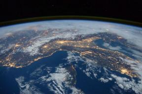 Degradation of Earth Due To Pollution Visible From Space: Astronaut Rakesh Sharma