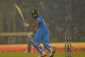 India vs Australia Live Cricket Score, 3rd ODI at Indore: Rahane Joins Rohit in Taking Aus Bowlers to Cleaners
