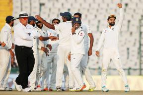 India vs England: Confident Hosts Ready to Wrap Up Series in Mumbai