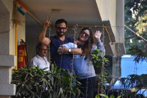 Saif Ali Khan Responds to Criticism Over Naming His Son Taimur