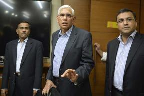 India's Champions Trophy Fate to be Decided in SGM: Vinod Rai