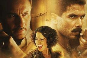 Rangoon Review: Kangana Shines in This War-Time Romance