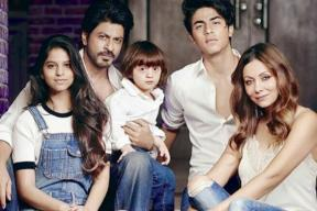 SRK Says He'll 'Behead' Aryan, AbRam If they Ever Hurt a Woman