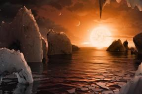 Exoplanet Discovery: NASA Finds 7 Earth-size Worlds Orbiting Star