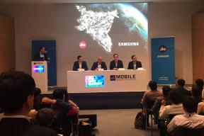 MWC 2017 Samsung-Jio Joint Event: Reliance Jio Network is 5G-Ready