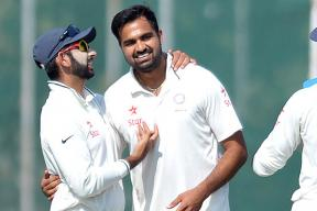 'Virat Kohli Calling Me to Bowl at India Nets Biggest Achievement'
