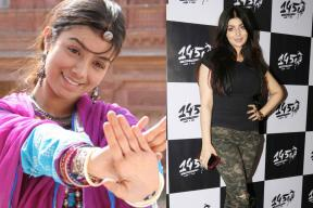 Ayesha Takia Looks Umm... Rather Different