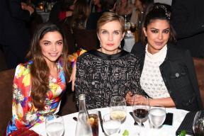 Deepika and Priyanka Party Together at the Pre-Oscar Bash