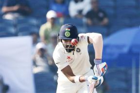 India vs Australia Live Score: Hosts in Trouble as Kohli, Vijay Depart