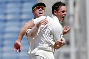 India vs Australia Live Score: O'Keefe Stars as India Stare at Big Defeat