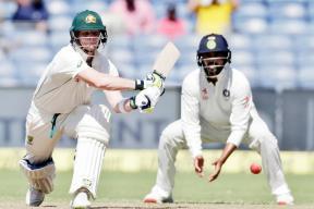 India vs Australia Live Score: Visitors Extend Lead Past 350