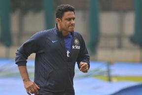 BCCI Invites Application for New Coach as Kumble's Tenure Nears End