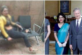 A Year Later, The Lady in 'Iconic' Brussels Attack Photo Recalls her Ordeal