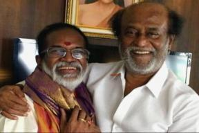 Rajinikanth Clears The Air: No Support to Anyone