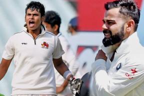 Shreyas Iyer Called-up as Cover for Virat Kohli for Dharamsala Test