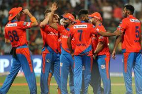 IPL 2017 Live Score, GL vs MI: Faulkner Sends Back Parthiv