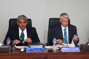BCCI Loses Revenue Battle As ICC Chairman Manohar Has Last Laugh