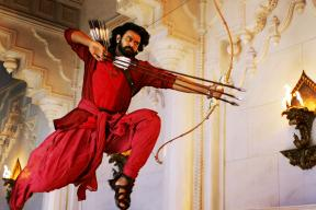 Prabhas is Invincible as Amarendra in New Song Saahore Baahubali