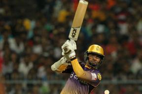 IPL 2017, KKR vs RCB, Live Score: Binny Ends Narine's Stay
