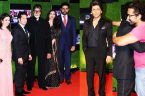 Bollywood Stars Join Sachin Tendulkar For A Billion Dreams Premiere