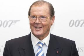 With An Arched Brow, Roger Moore Found Humor In Bond, Life