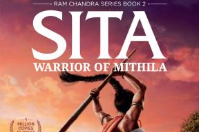 Read Exclusive Excerpts From Sita: Warrior of Mithila by Amish Tripathi