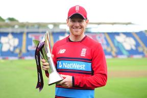 Eoin Morgan Defends Dropping Himself for South Africa Finale