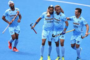 Hockey World League: India Thrash Pak 6-1, to Face Canada in 5th-6th Playoff