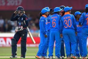 ICC Women's World Cup: Mandhana, Deepti Star as India Crush England