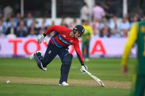 Jason Roy Dismissed in the Most Unusual Way Against Proteas